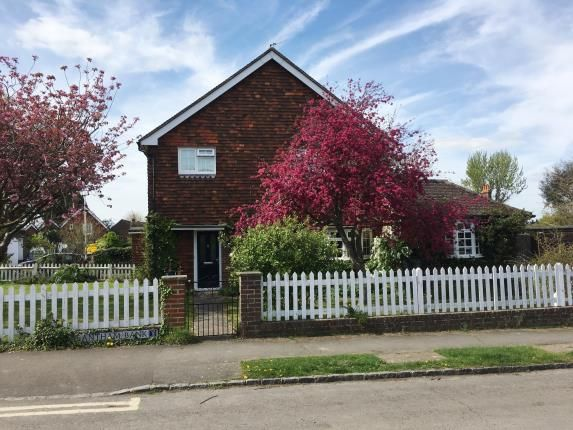 Thumbnail Semi-detached house for sale in Grantham Bank, Barcombe, Lewes, East Sussex