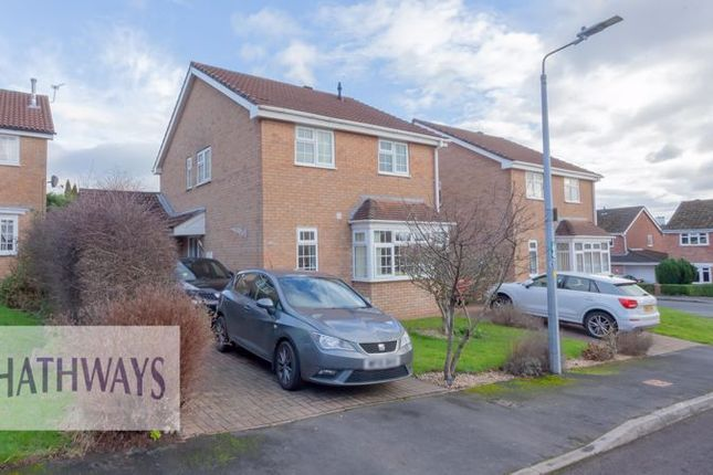 Thumbnail Detached house for sale in Box Tree Close, Caerleon, Newport