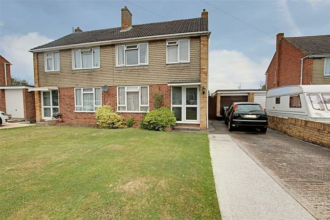 3 bed semi-detached house for sale in Murray Road, Trowbridge