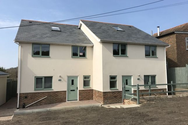 Thumbnail Semi-detached house to rent in Chapel Lane, Westfield, Hastings