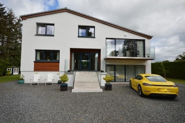 Thumbnail Detached house to rent in Greenland House, Brucefield Road, Blairgowrie