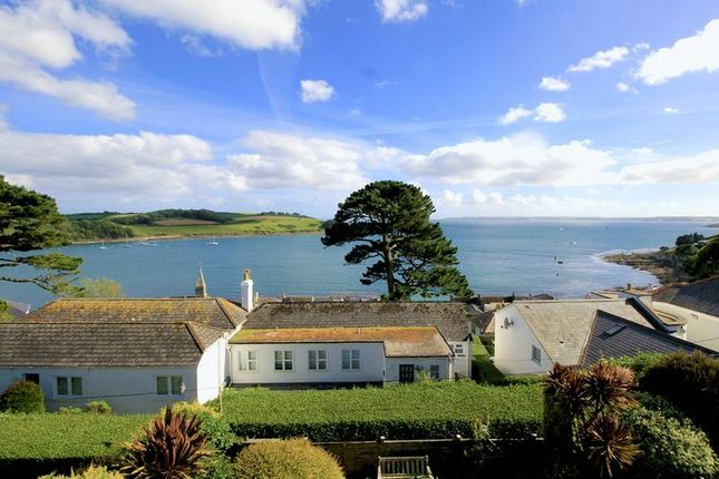 Thumbnail Detached house for sale in Sea View Crescent, St. Mawes, Truro