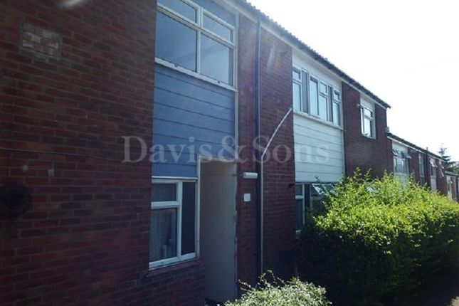 Thumbnail Flat for sale in Melfort Gardens, Newport, Gwent.