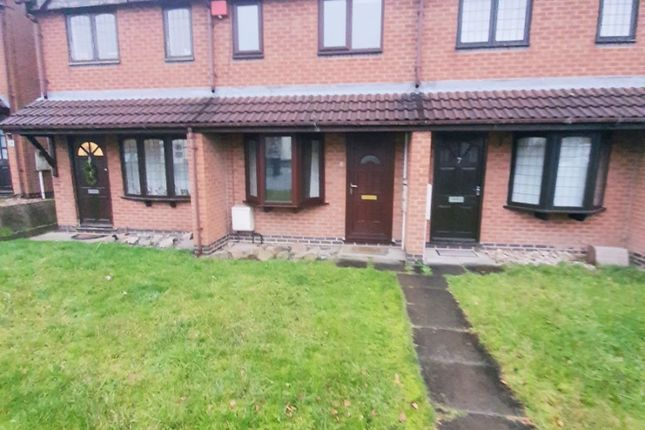 2 bed mews house to rent in Thorn Street Mews, Swadlincote, Burton Upon Trent DE11