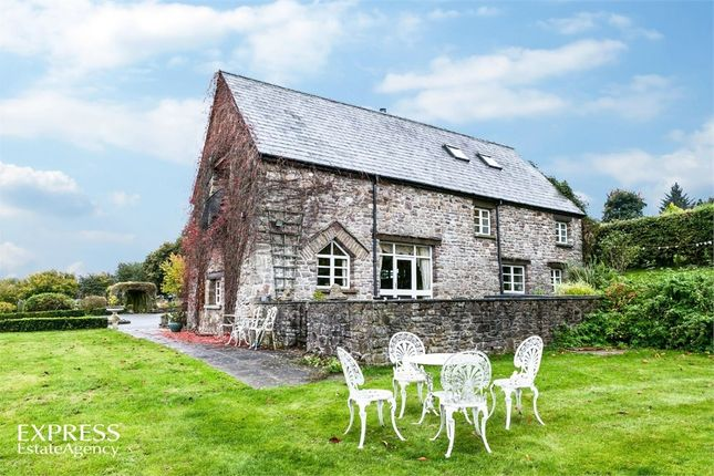 Thumbnail Detached house for sale in Llanelly Church, Gilwern, Abergavenny, Monmouthshire