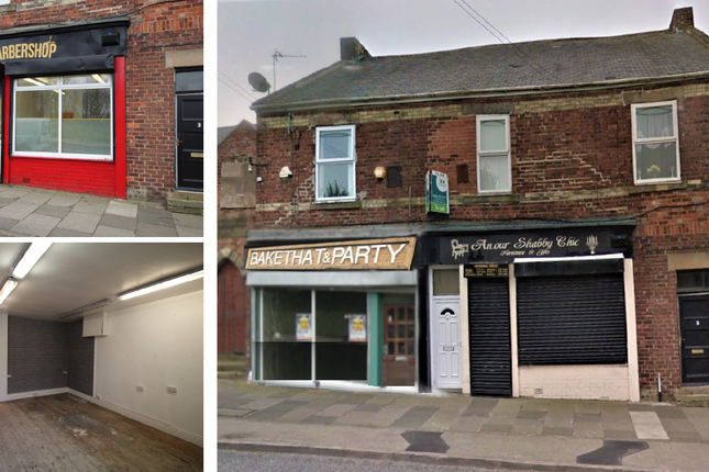 Retail premises to let in Front Street, South Hetton
