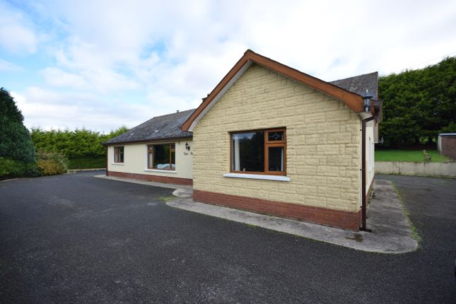 Thumbnail Detached bungalow for sale in Ballynahinch Road, Castlewellan