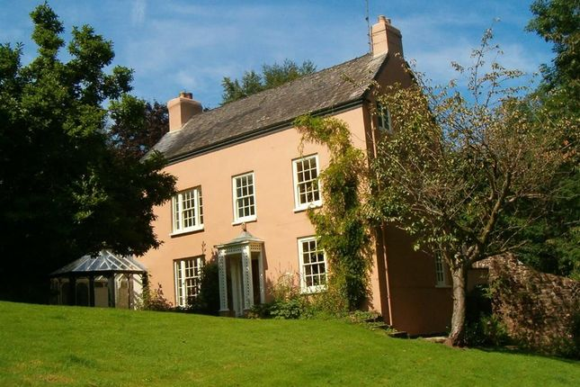 Thumbnail Detached house to rent in Whitebrook, Monmouth