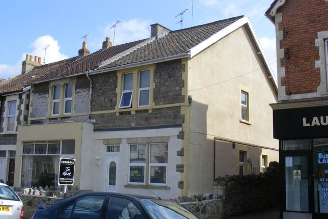 Thumbnail Flat to rent in Moorland Rd, Weston-Super-Mare, North Somerset