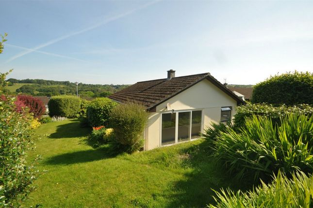 Thumbnail Detached bungalow to rent in Ponsanooth, Truro, Cornwall