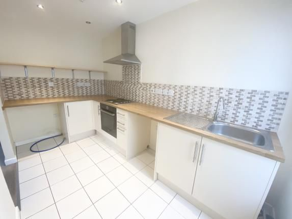 Kitchen of St. Davids House, 24 High Street, Mold, Flintshire CH7