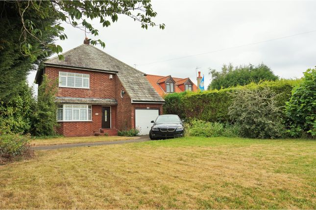 Thumbnail Detached house for sale in Cusworth Lane, Cusworth, Doncaster