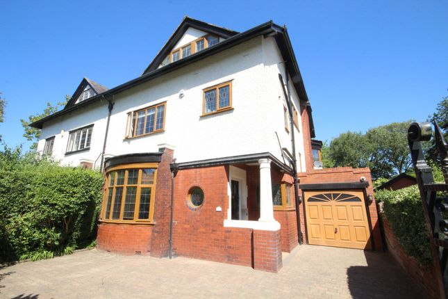Thumbnail Semi-detached house to rent in Highgate Avenue, Fulwood, Preston