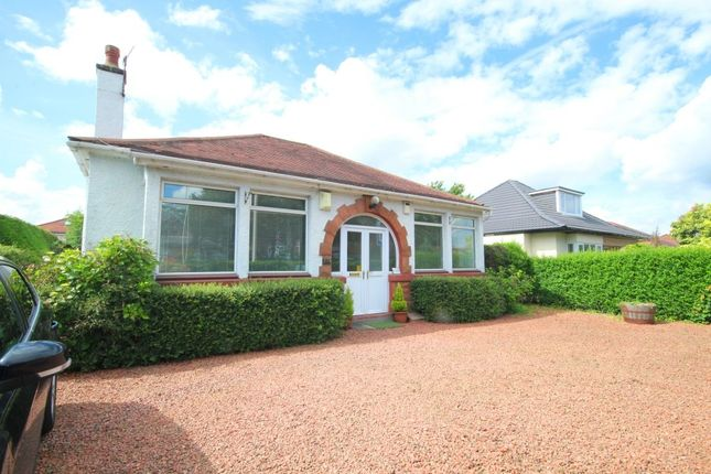 Thumbnail Bungalow for sale in Paisley Road, Renfrew