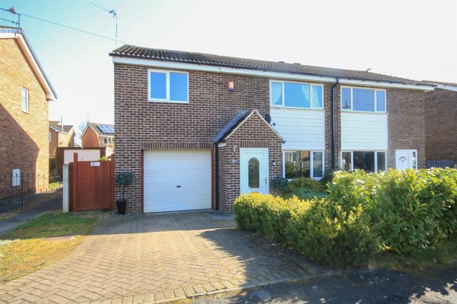 Semi-detached house for sale in The Lings, Armthorpe, Doncaster