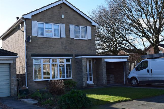 Thumbnail Detached house to rent in Goodison Boulevard, Bessacarr, Doncaster