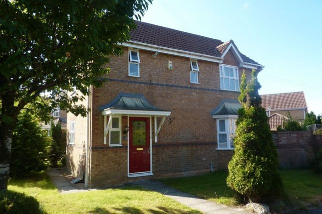 Thumbnail Detached house for sale in Alderton Drive, Westhoughton, Bolton