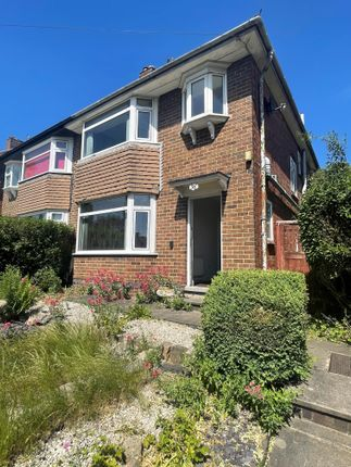 Thumbnail Semi-detached house to rent in Hillsway, Littleover, Derby