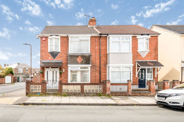 Thumbnail Semi-detached house for sale in Madeira Road, Portsmouth