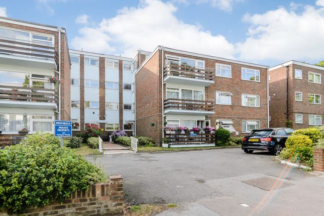 Thumbnail Flat for sale in High Beech, London, London