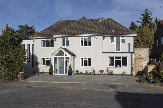 Thumbnail Detached house for sale in Hill Close, Leamington Spa