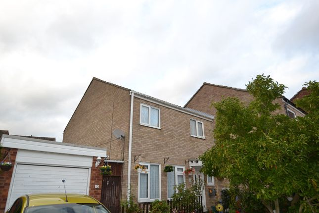 Thumbnail Semi-detached house to rent in Laing Road, Colchester