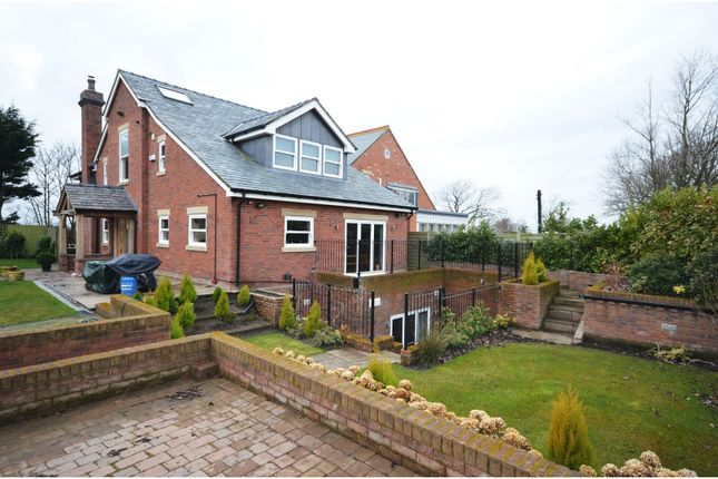 Thumbnail Detached house for sale in Formby Lane, Aughton
