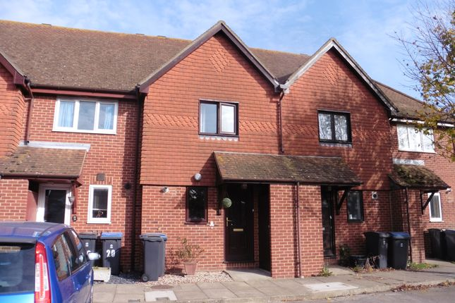 Thumbnail Terraced house to rent in Hancocks Field, Deal
