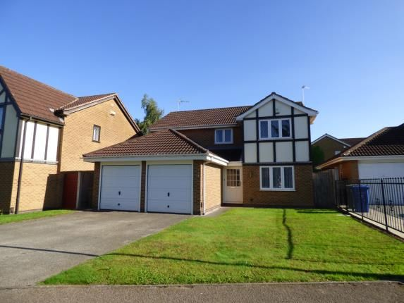 Thumbnail Detached house for sale in Muirfield Drive, Mickleover, Derby, Derbyshire