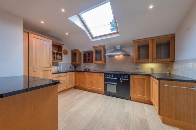 Dining Kitchen of Sheaf Farm Court, Platts Lane, Hockenhull, Tarvin, Chester CH3