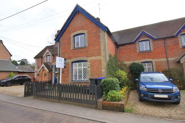 Thumbnail Terraced house to rent in The Street, Whiteparish, Salisbury