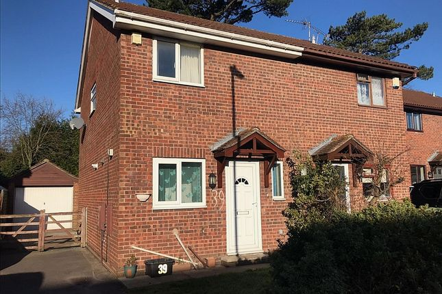 3 bed semi-detached house to rent in Woolwich Close, Bursledon, Southampton SO31