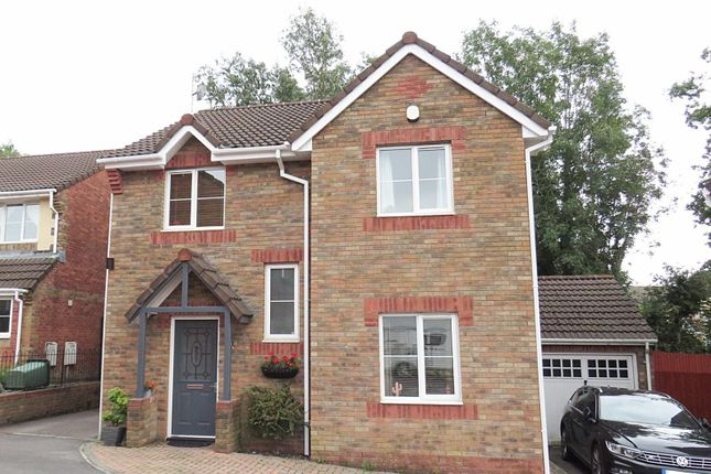 Thumbnail Detached house for sale in Heol Lodwig, Church Village, Pontypridd