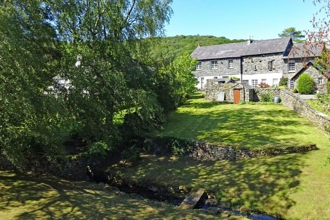 Thumbnail Semi-detached house for sale in Rusland, Ulverston