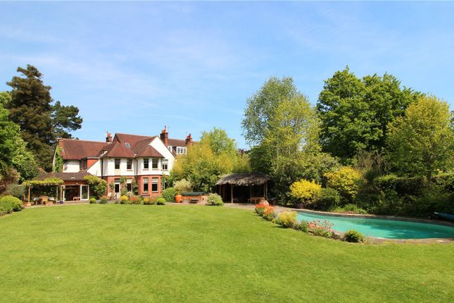 Thumbnail Detached house for sale in Park Road, Forest Row, East Grinstead, West Sussex