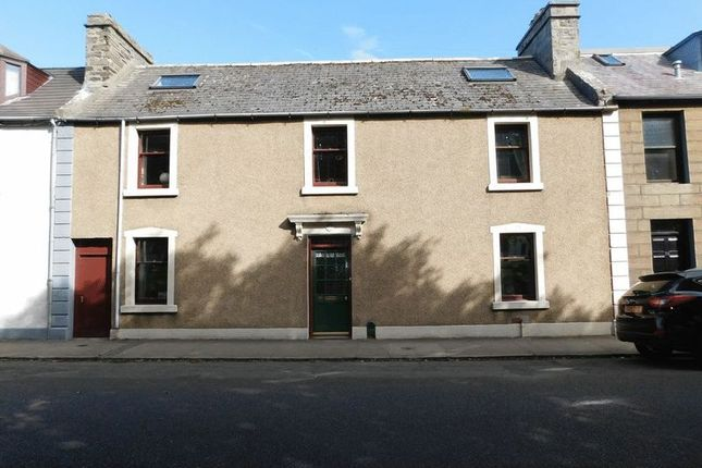 Thumbnail Terraced house for sale in 53 Argyle Square, Wick, Caithness, 45Aj