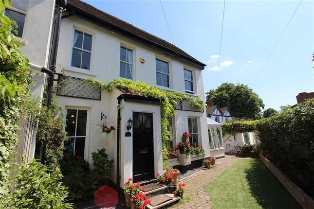 Thumbnail Semi-detached house for sale in Mornington Road, North Chingford, London