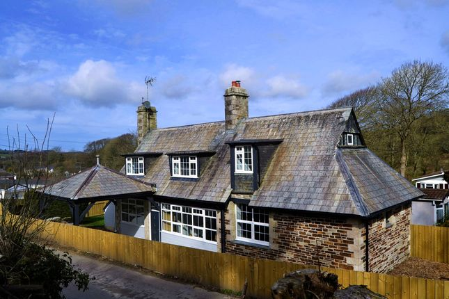 Thumbnail Detached house for sale in Old Rectory Drive, St Columb Major