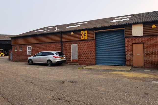 Thumbnail Light industrial to let in 33 Redhills Road Industrial Estate, Redhills Road, South Woodham Ferrers, Chelmsford, Essex