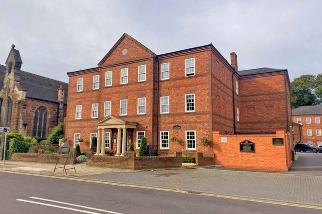 Thumbnail Flat for sale in Garrick House, Beatrice Court, Lichfield