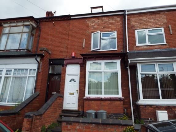 Thumbnail Terraced house for sale in Selly Hill Road, Birmingham, West Midlands