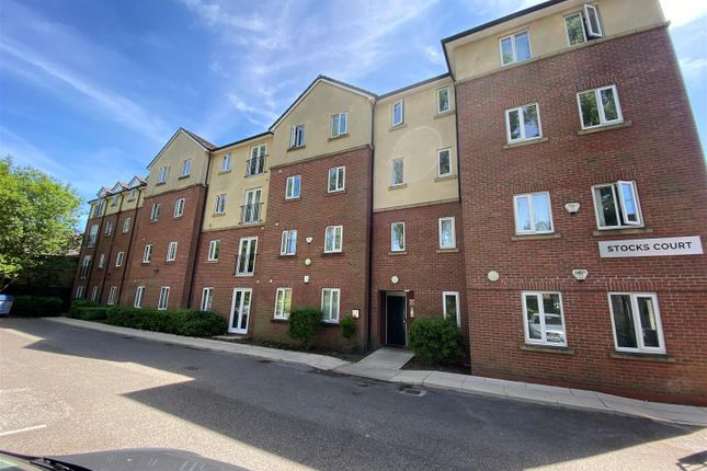 2 bed flat for sale in Stocks Court, Harriet Street, Worsley M28
