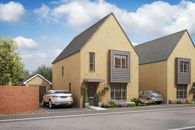 """3 bed detached house for sale in """"The Hatfield"""" at St. Andrews Road, Malvern Link WR14"""