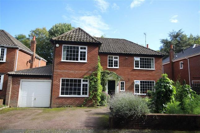 Thumbnail Detached house for sale in The Warke, Worsley, Manchester
