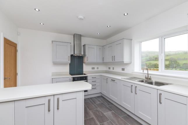 Kitchen of Cae Llan, Llangernyw, Abergele, Conwy LL22