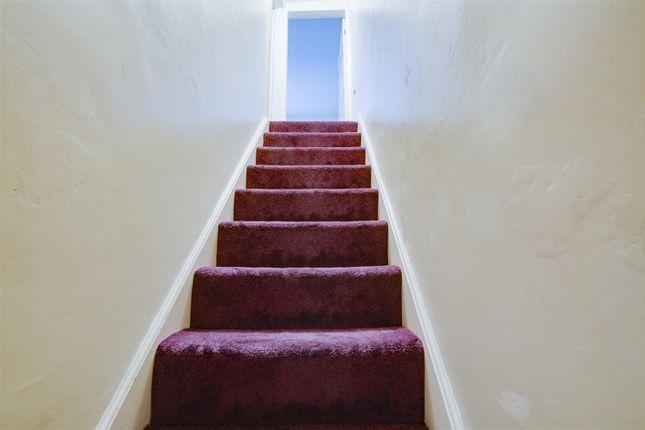 Stairs of Goosebutt Street, Parkgate, Rotherham S62