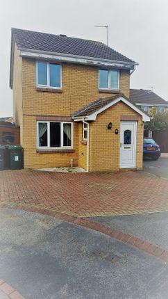 Thumbnail Detached house for sale in Harvest Close, Edenthorpe, Doncaster