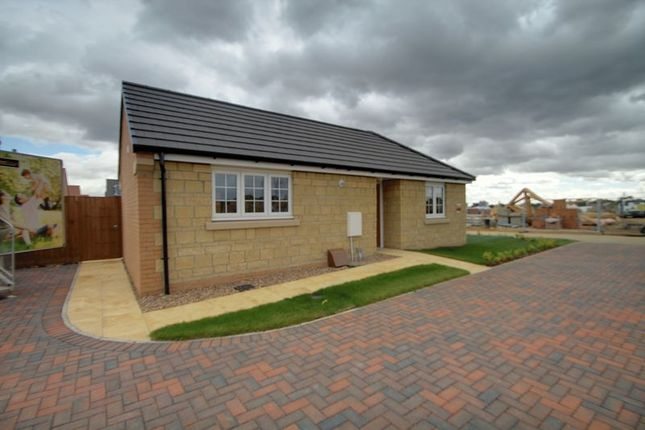 Thumbnail Detached bungalow for sale in The Holland On Shared Equity, Mayfield Gardens, Baston, Peterborough