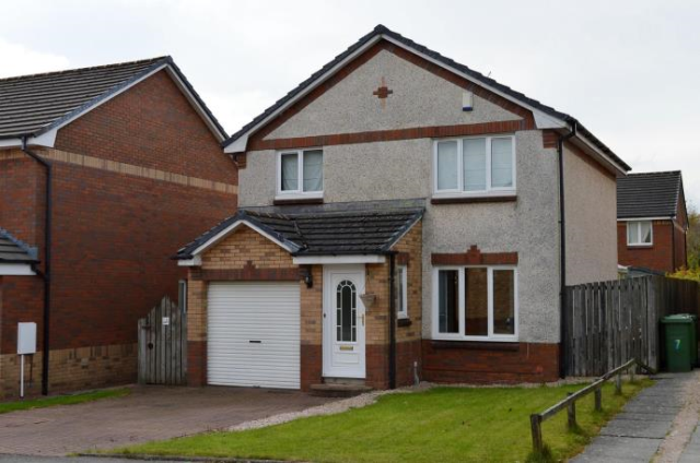 Thumbnail Detached house to rent in Reay Gardens, East Kilbride