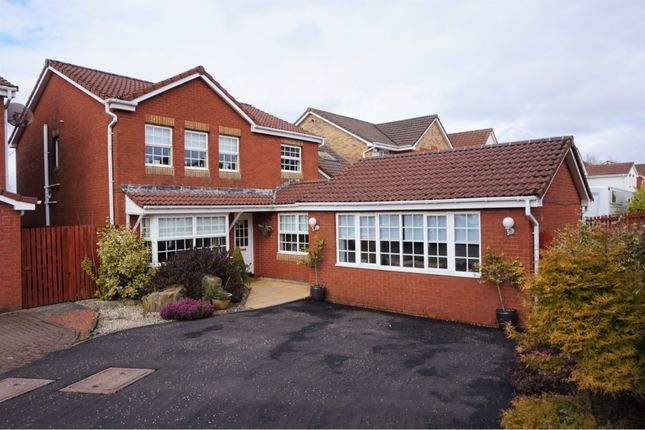Thumbnail Detached house for sale in Ochiltree Place, Kilmarnock